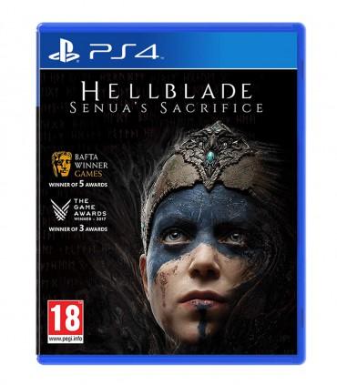 بازی Hellblade: Senua's Sacrifice کارکرده - پلی استیشن 4