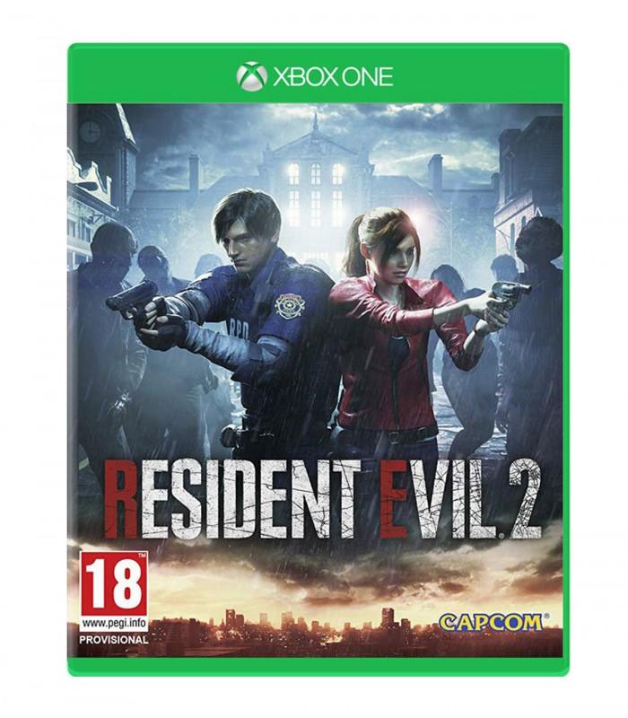 بازی Resident Evil 2 Remake کارکرده - ایکس باکس وان