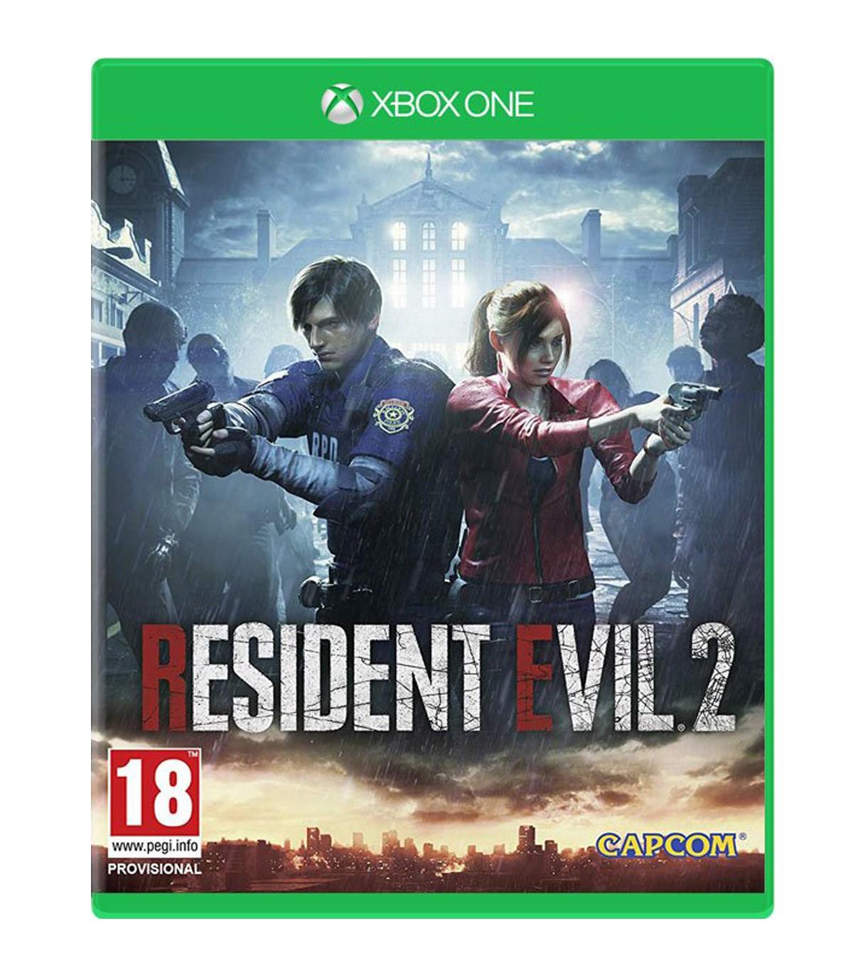 بازی Resident Evil 2 Remake - ایکس باکس وان