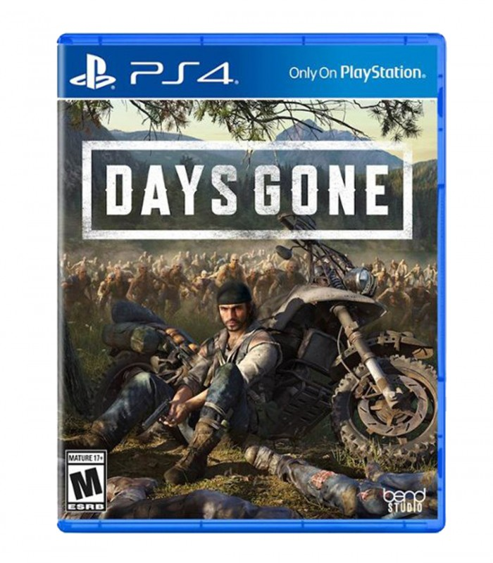بازی Days Gone - پلی استیشن 4