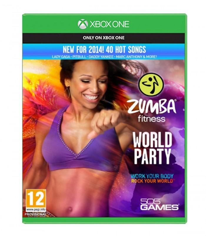 بازی Zumba Fitness: World Party - ایکس باکس وان
