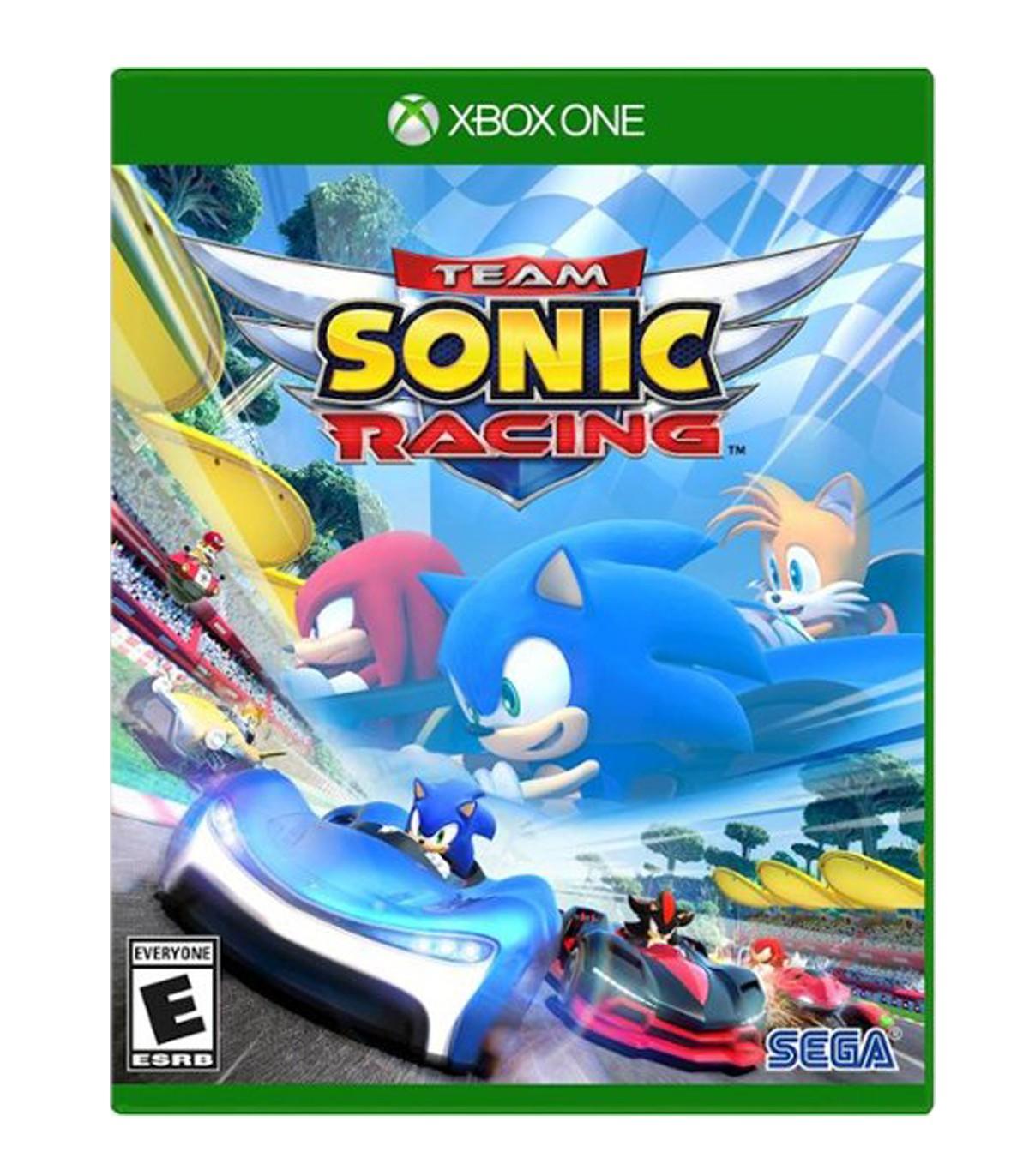 بازی Team Sonic Racing - ایکس باکس وان