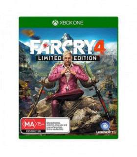 More about بازی Farcry 4 کارکرده - ایکس باکس وان