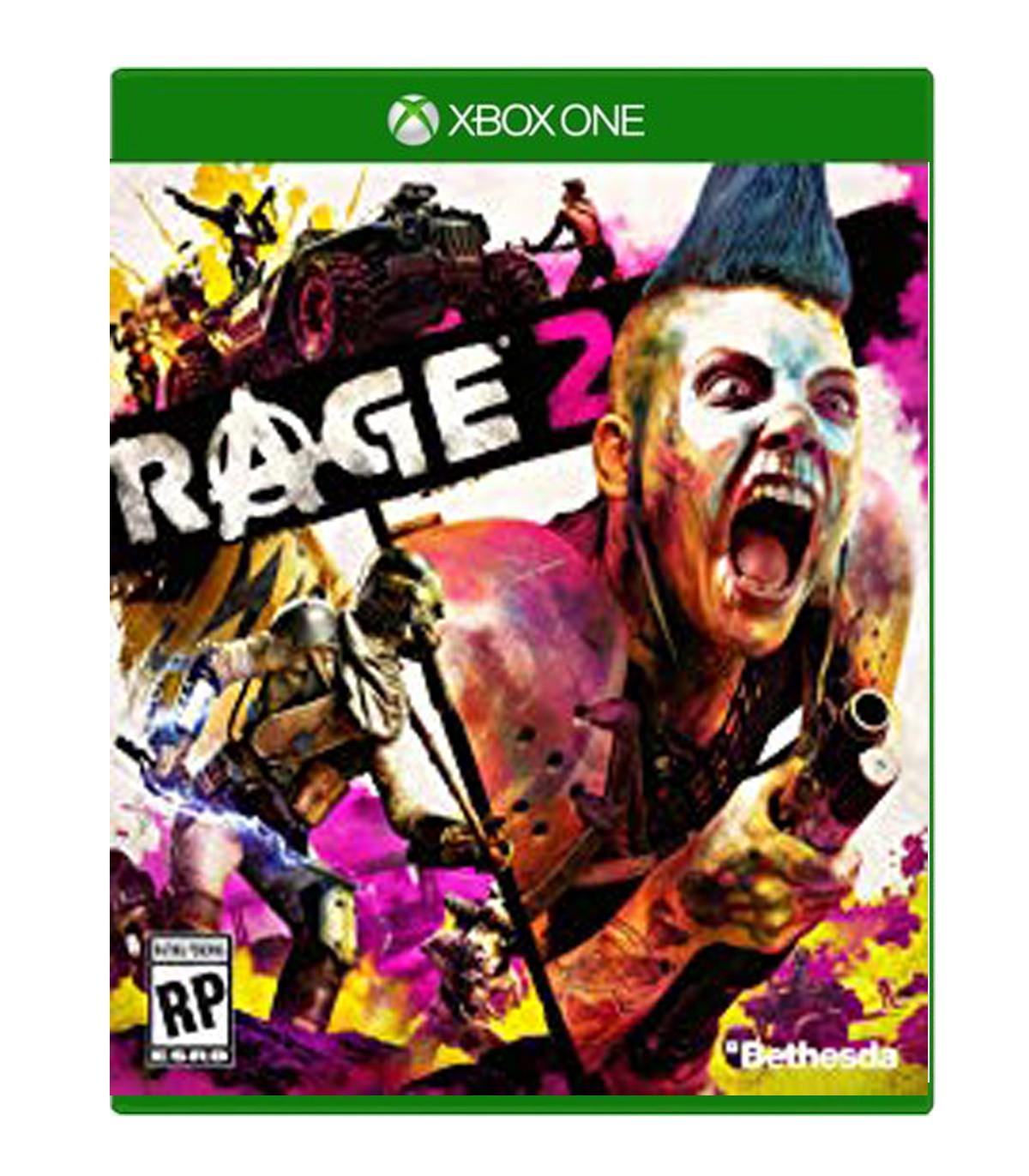 بازی Rage 2 - ایکس باکس وان