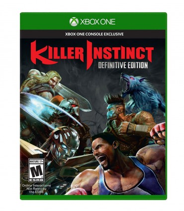 بازی Killer Instinct Definitive Edition - ایکس باکس وان