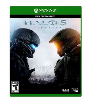 بازی Halo 5 Guardians کارکرده - ایکس باکس وان