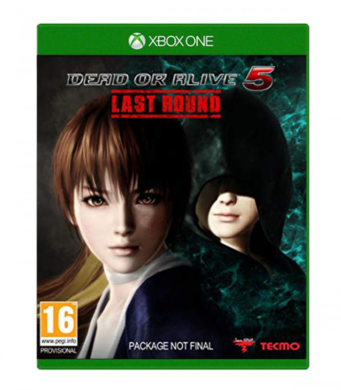 بازی Dead or Alive 5 Last Round - ایکس باکس وان