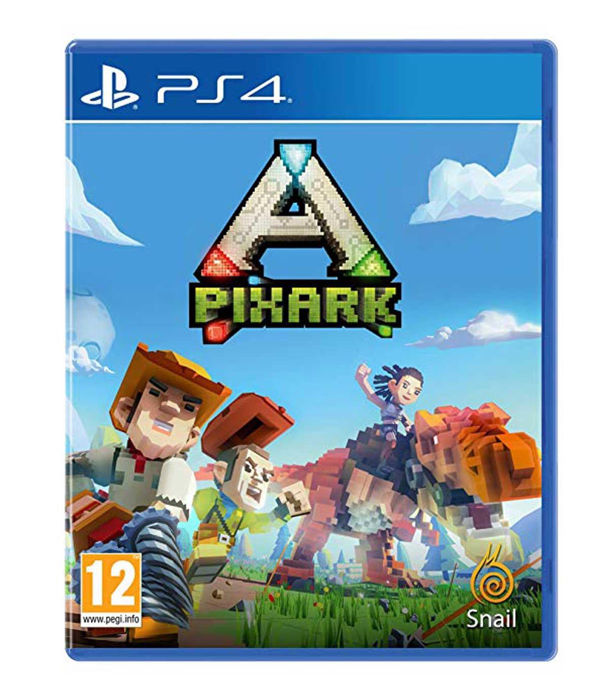 بازی PixARK - پلی استیشن 4