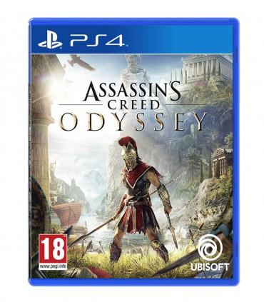 بازی Assassin's Creed Odyssey - پلی استیشن 4