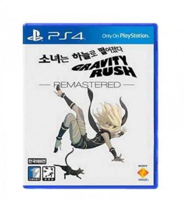 بازی Gravity Rush Remastered کارکرده - پلی استیشن 4