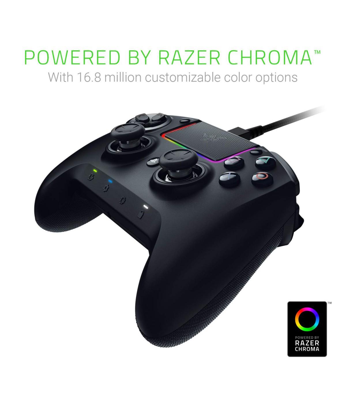 دسته بازی Razer Raiju Ultimate برای PS4 و PC