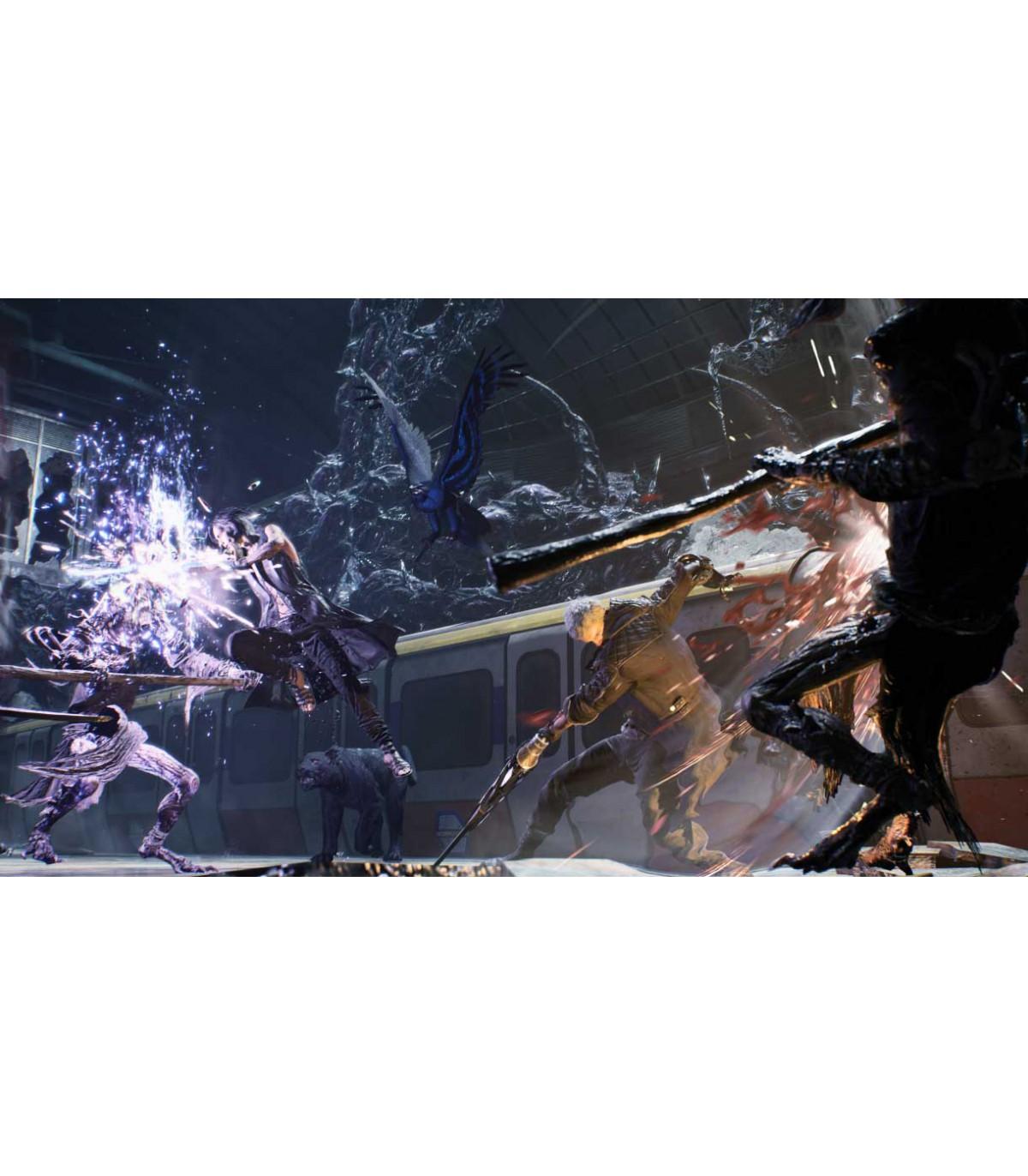 بازی Devil May Cry 5 کارکرده - پلی استیشن 4