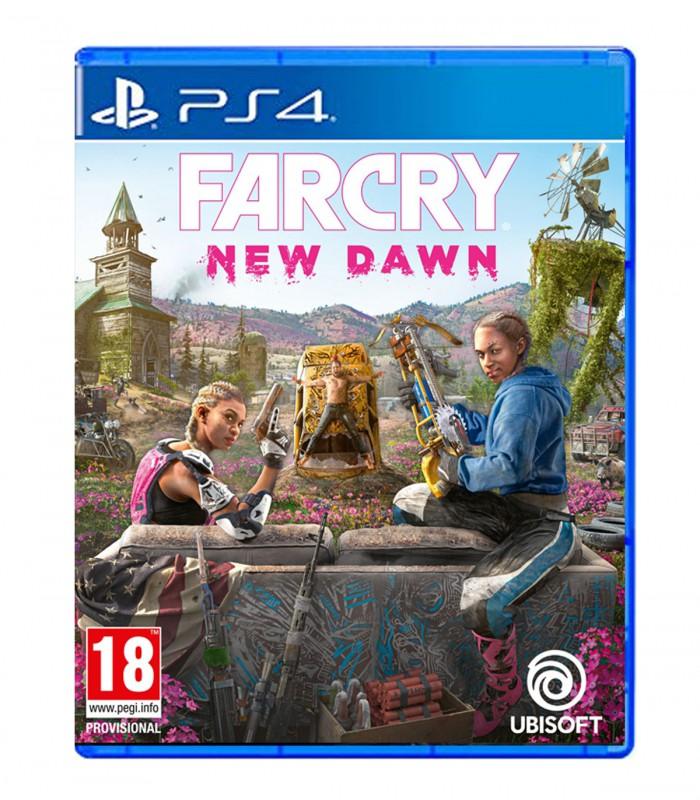 بازی Far Cry New Dawn کارکرده - پلی استیشن 4