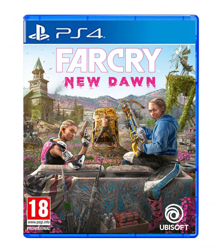 بازی Far Cry New Dawn - پلی استیشن 4