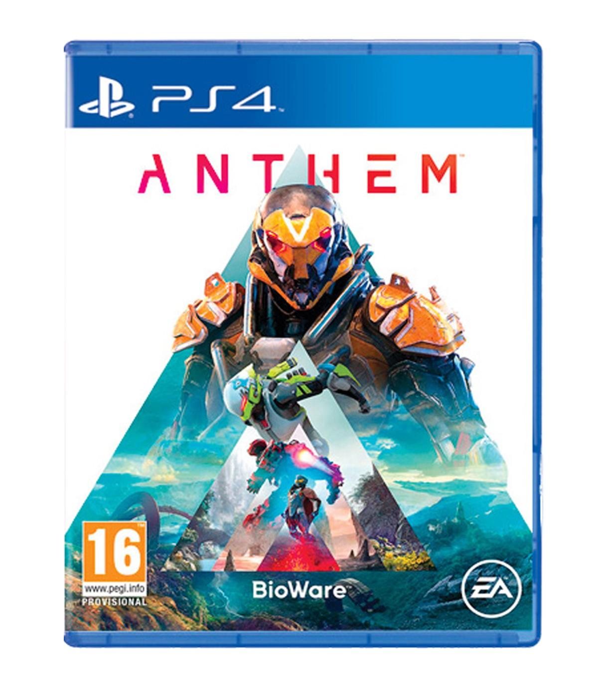 بازی ANTHEM - پلی استیشن 4