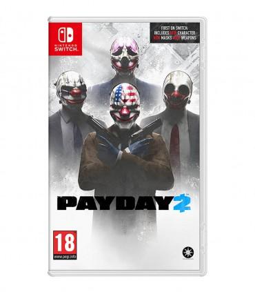 بازی Payday 2 کارکرده - نینتندو سوئیچ