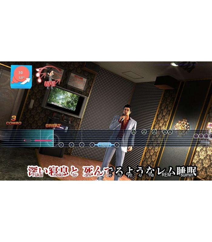 بازی Yakuza 6 The Song of Life  - پلی استیشن 4