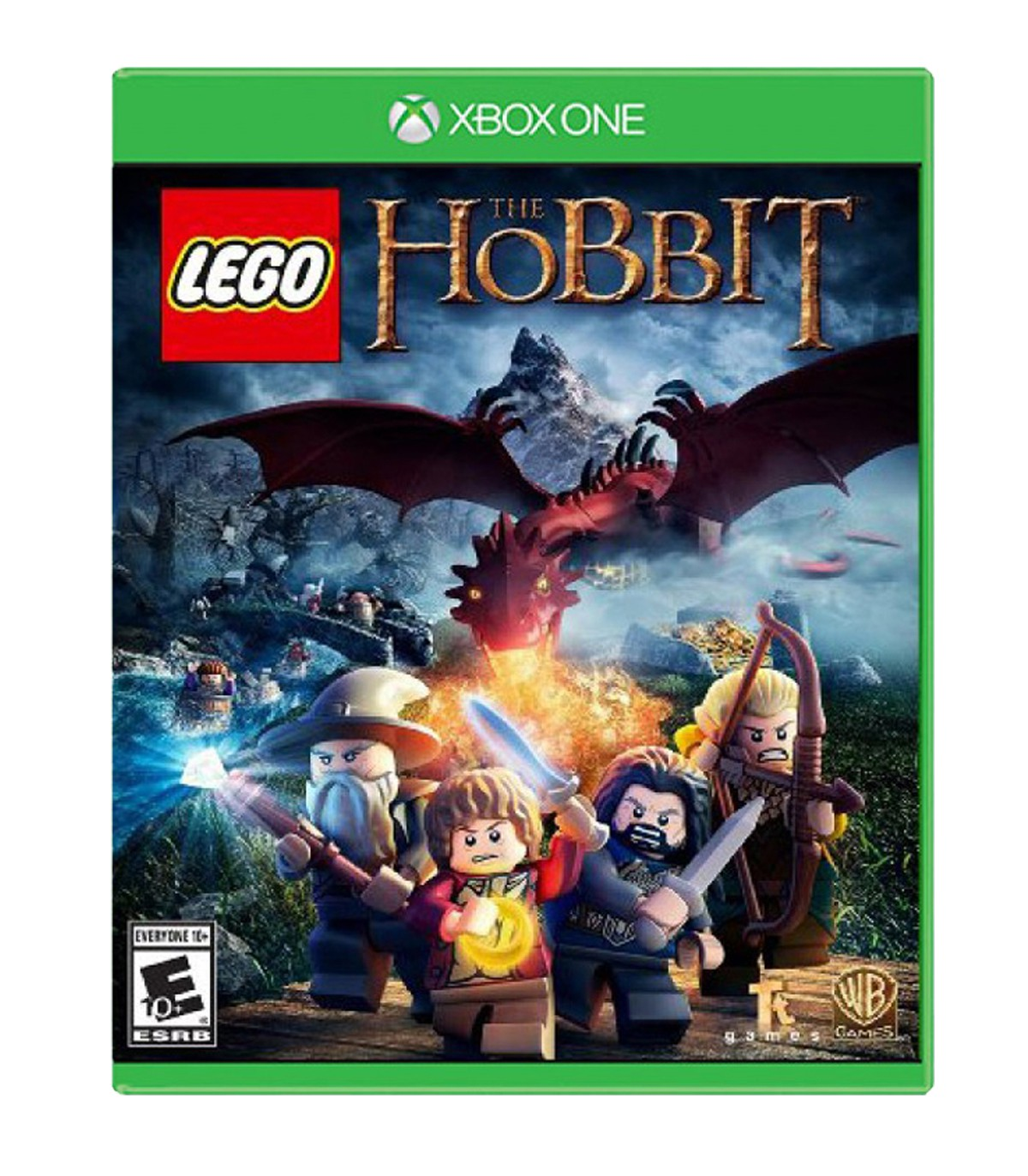 بازی LEGO The Hobbit کارکرده - ایکس باکس وان