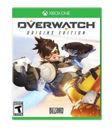 بازی Overwatch Origins Edition کارکرده - ایکس باکس وان