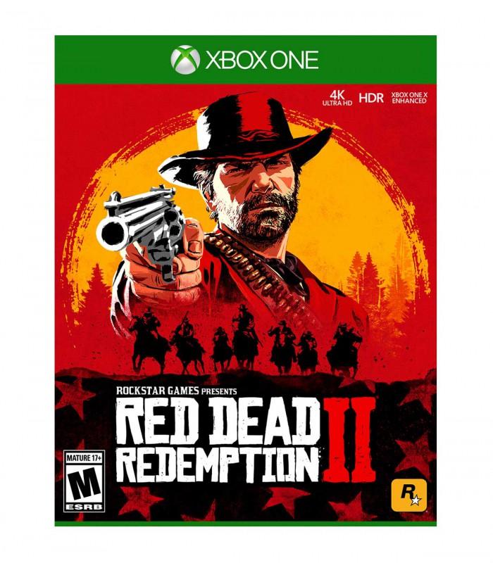 بازی Red Dead Redemption 2 کارکرده - ایکس باکس وان