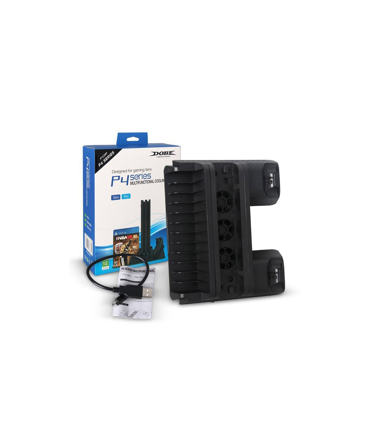 پایه چندکاره پلی استیشن Multifunctional Cooler Stand