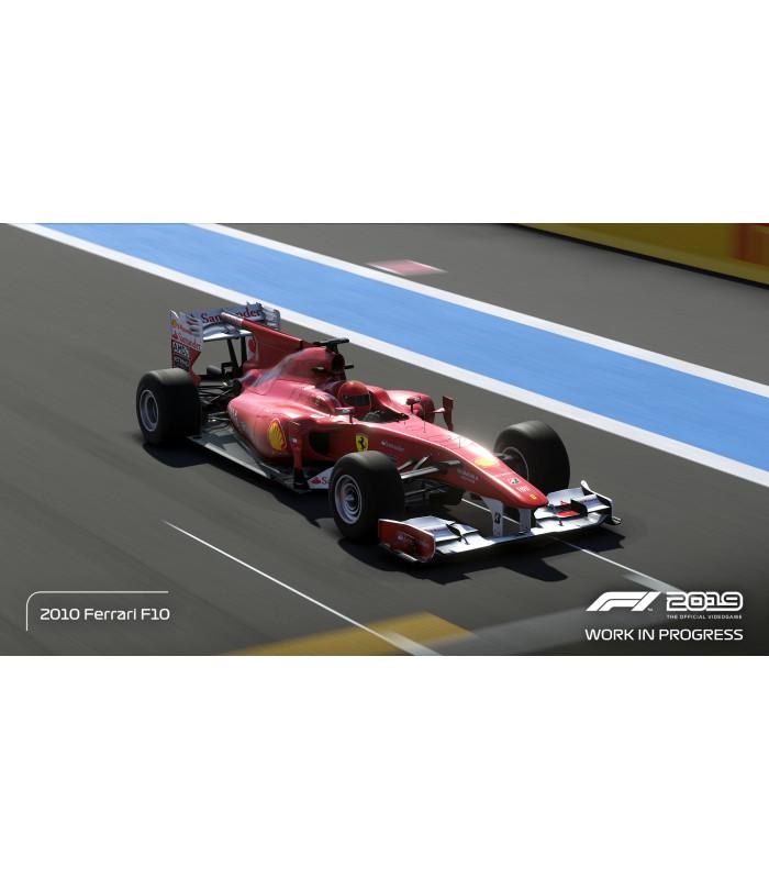 بازی F1 2019 Anniversary Edition - پلی استیشن 4
