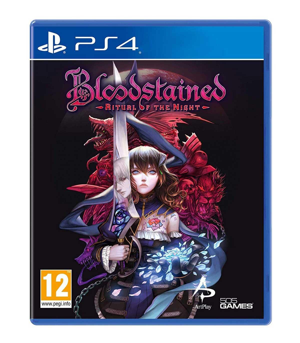 بازی Bloodstained: Ritual of the Night - پلی استیشن 4