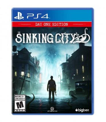 بازی The Sinking City - پلی استیشن 4