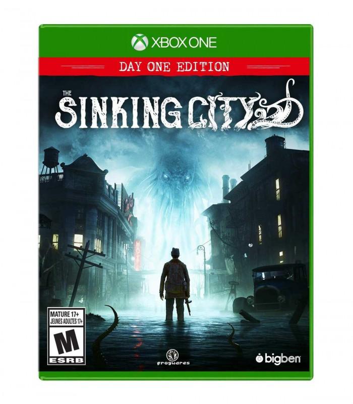 copy of بازی The Sinking City - پلی استیشن 4