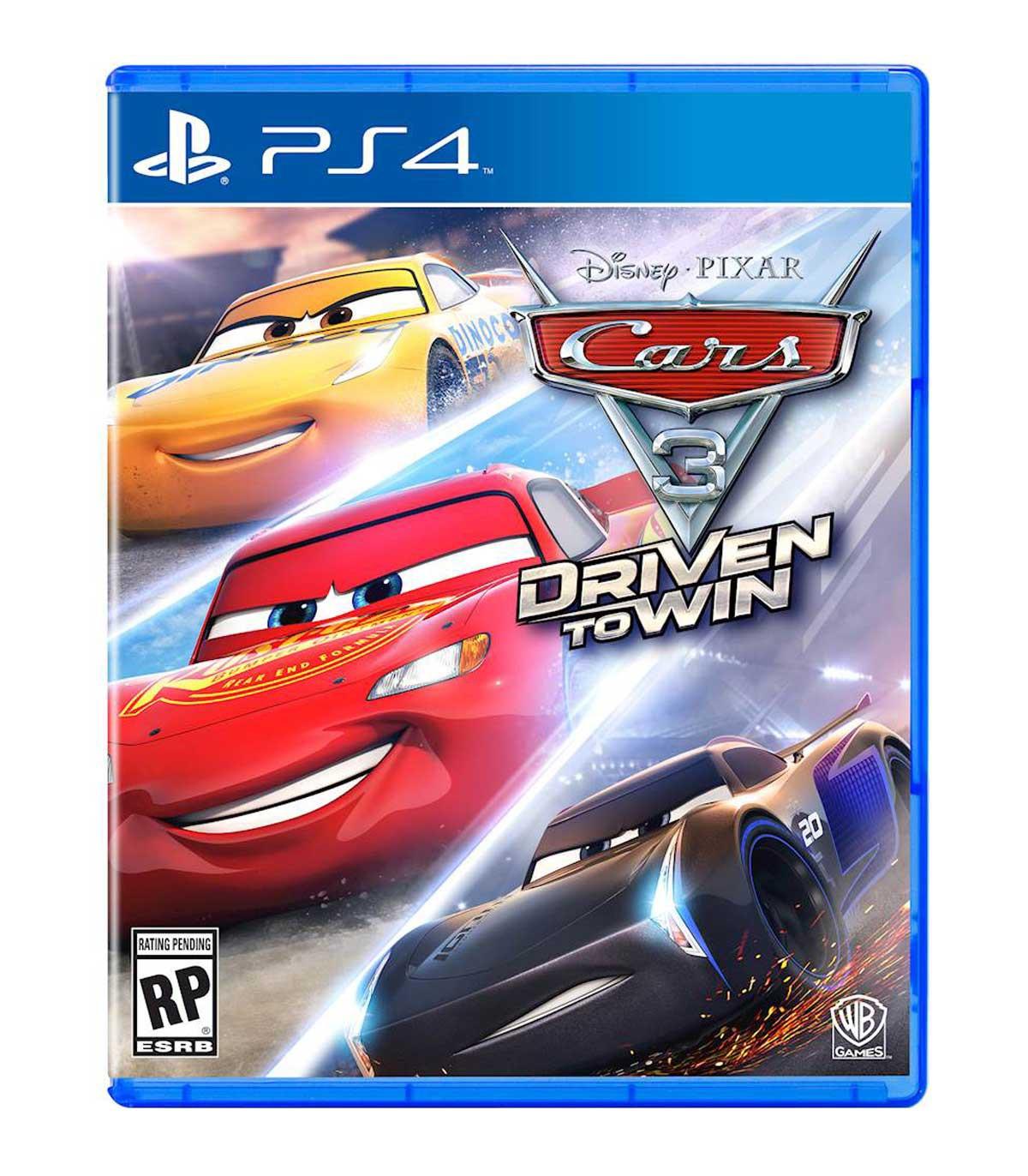 بازی Cars 3: Driven to Win - پلی استیشن 4
