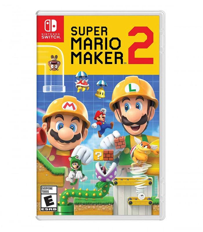 بازی Super Mario Maker 2 - نینتندو سوئیچ