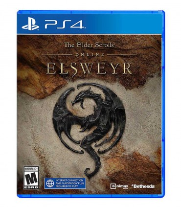 بازی The Elder Scrolls Online - Elsweyr - پلی استیشن 4