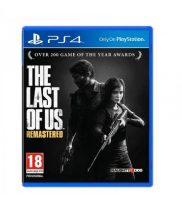 بازی The Last of Us: Remastered - پلی استیشن 4