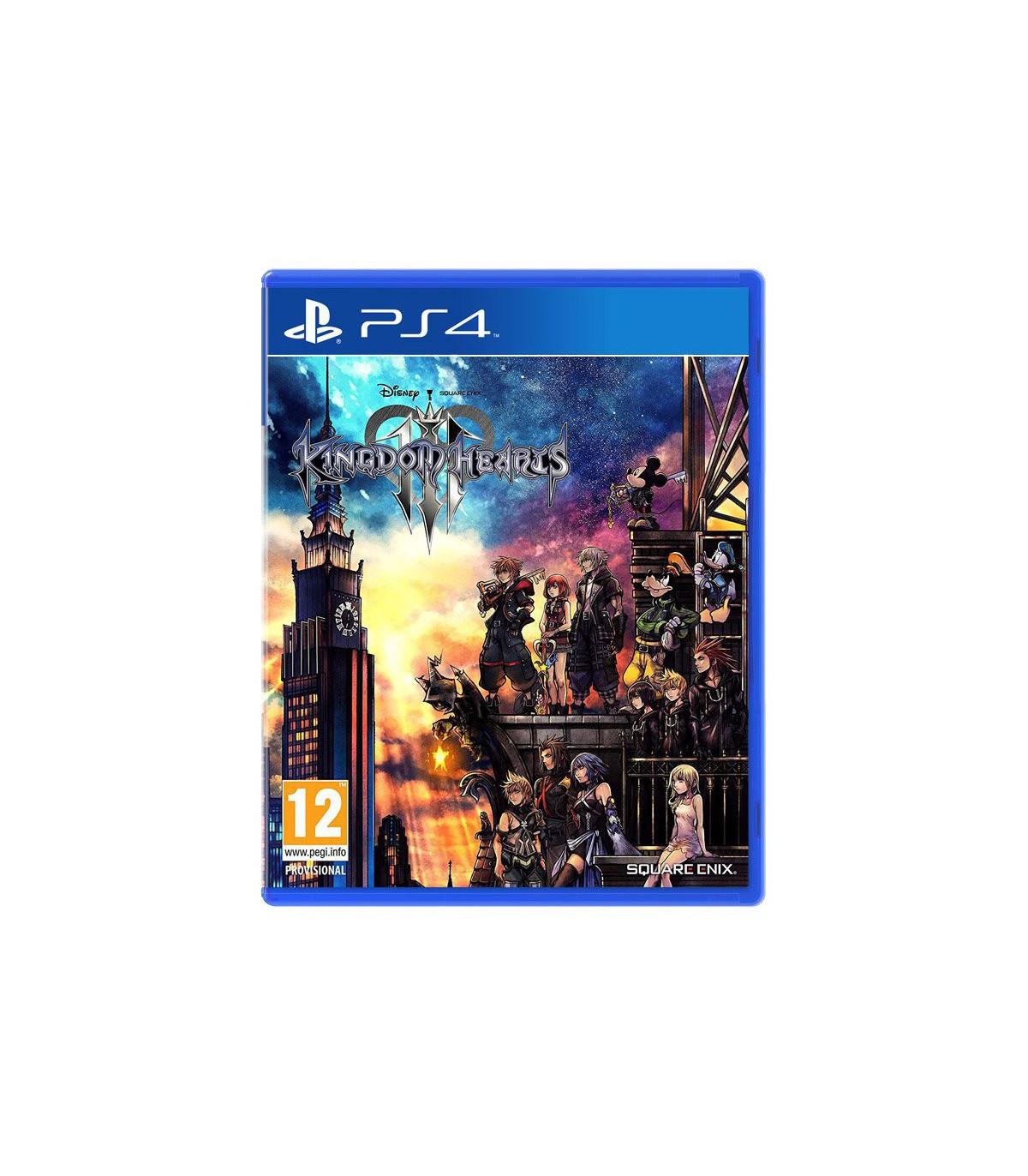 بازی Kingdom Hearts 3 کارکرده - پلی استیشن 4