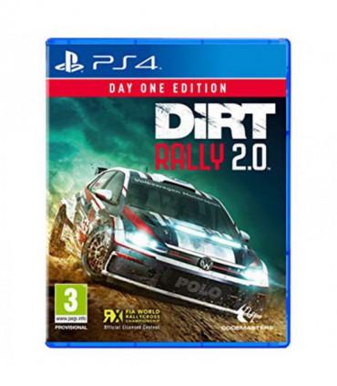 بازی Dirt Rally 2.0 کارکرده - پلی استیشن 4