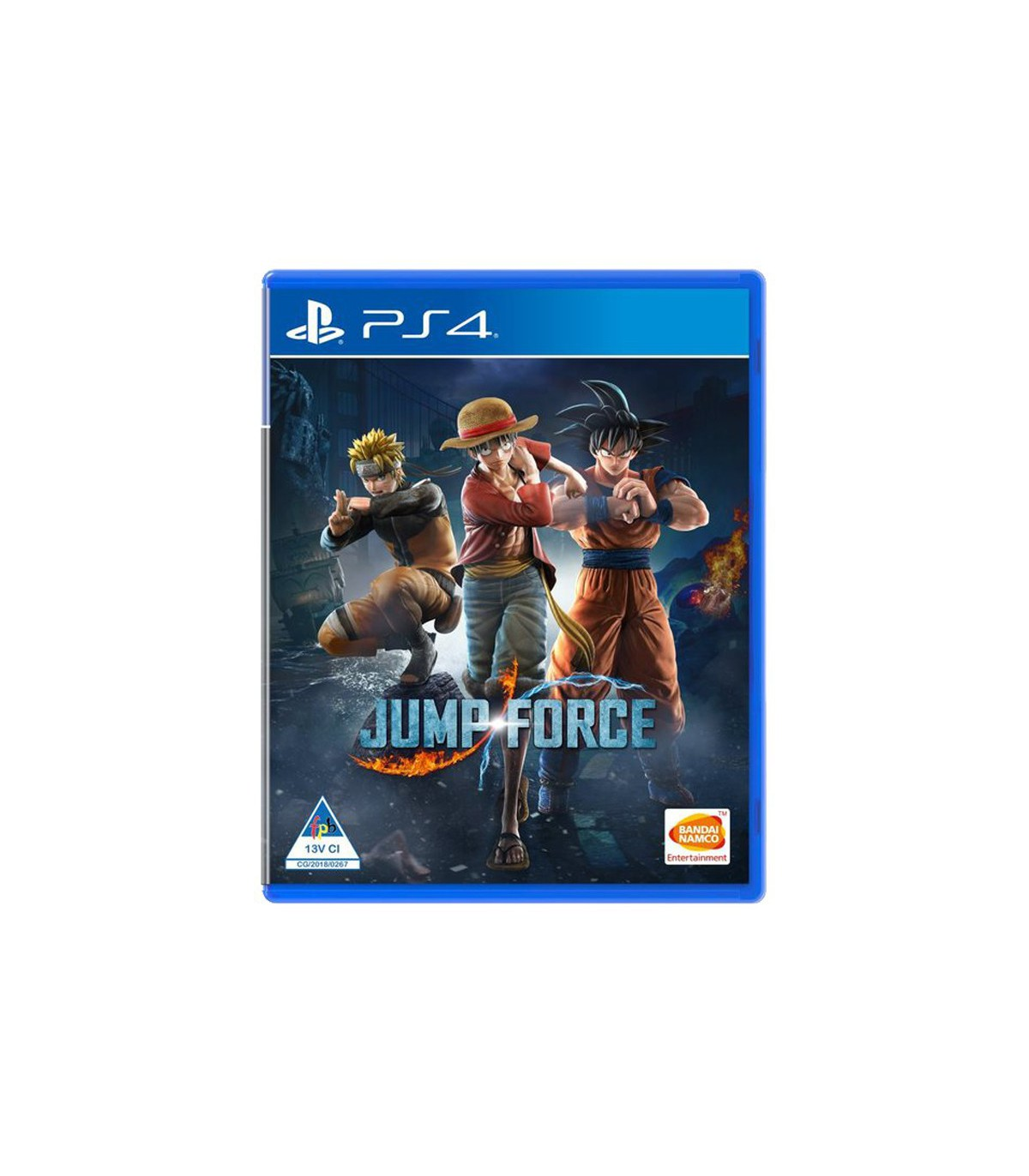 بازی Jump Force کارکرده - پلی استیشن 4