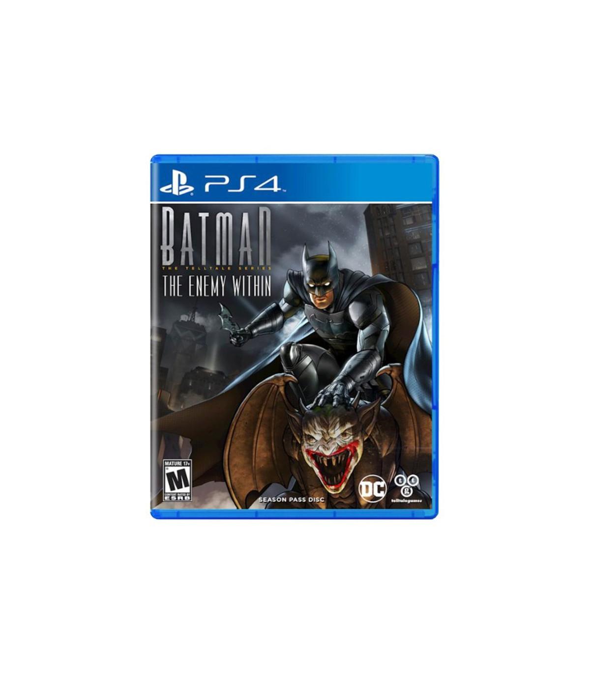 بازی Batman: The Enemy Within - Telltale Series کارکرده - پلی استیشن 4