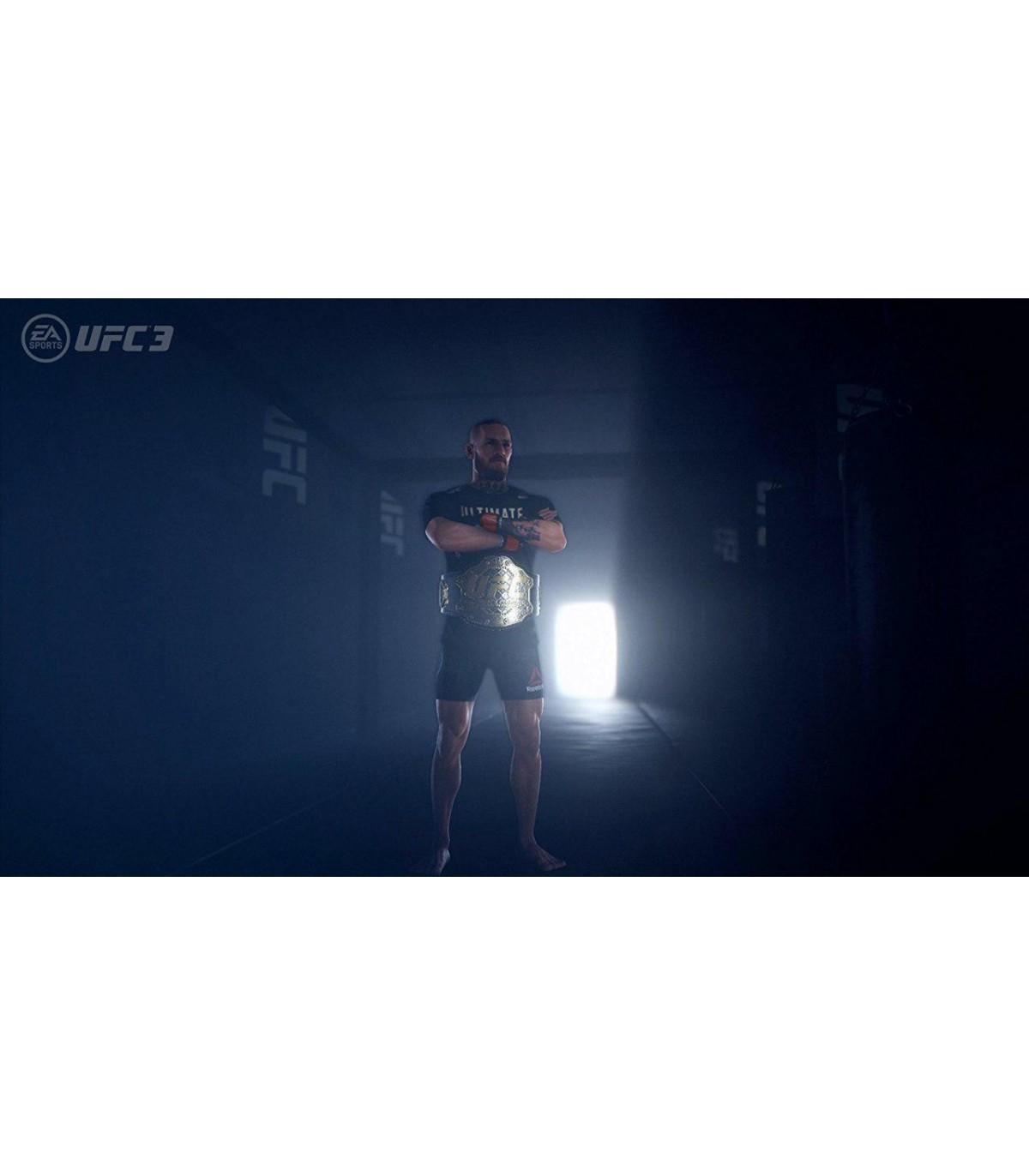بازی UFC 3 Champions Edition - پلی استیشن 4