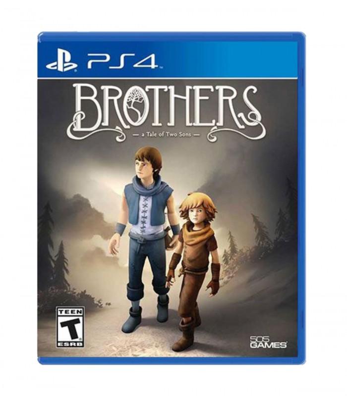 بازی Brothers: a Tale of two Sons کارکرده - پلی استیشن 4