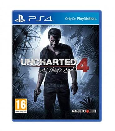 بازی Uncharted 4: A Thief's End - پلی استیشن 4