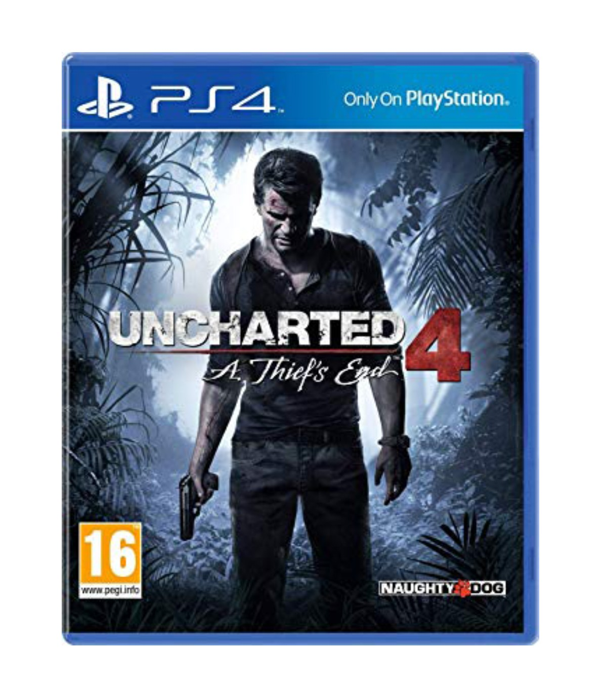 بازی Uncharted 4: A Thief's End - پلی استیشن 4