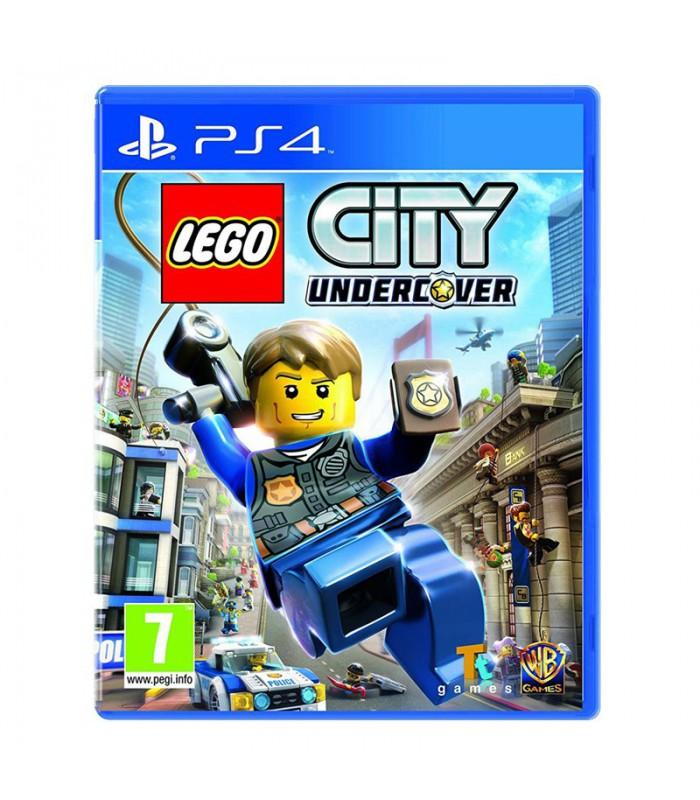 بازی LEGO City Undercover کارکرده - پلی استیشن 4