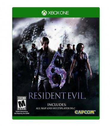 بازی Resident Evil 6 - ایکس باکس وان