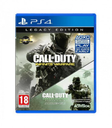 بازی Call of Duty: Infinite Warfare  Legacy Edition - پلی استیشن 4