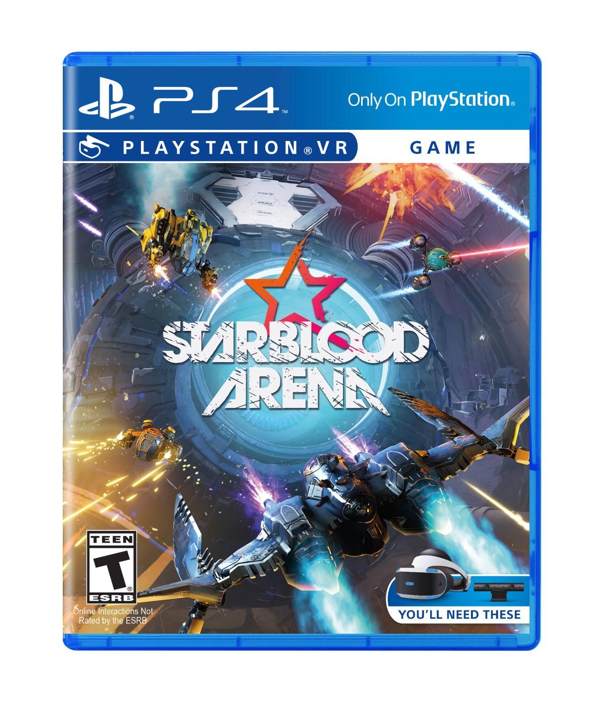 بازی StarBlood Arena کارکرده - پلی استیشن وی آر