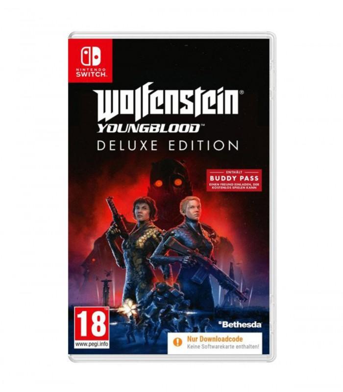 بازی Wolfenstein: Youngblood Deluxe Edition - نینتندو سوئیچ