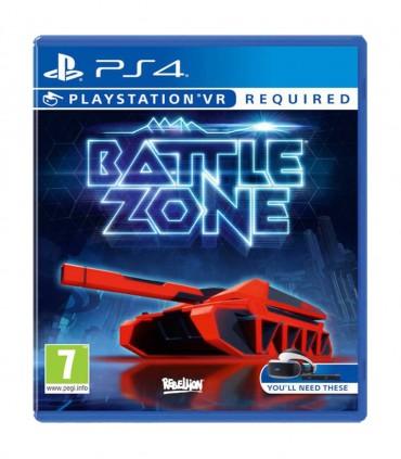 بازی Battlezone کارکرده - پلی استیشن وی آر
