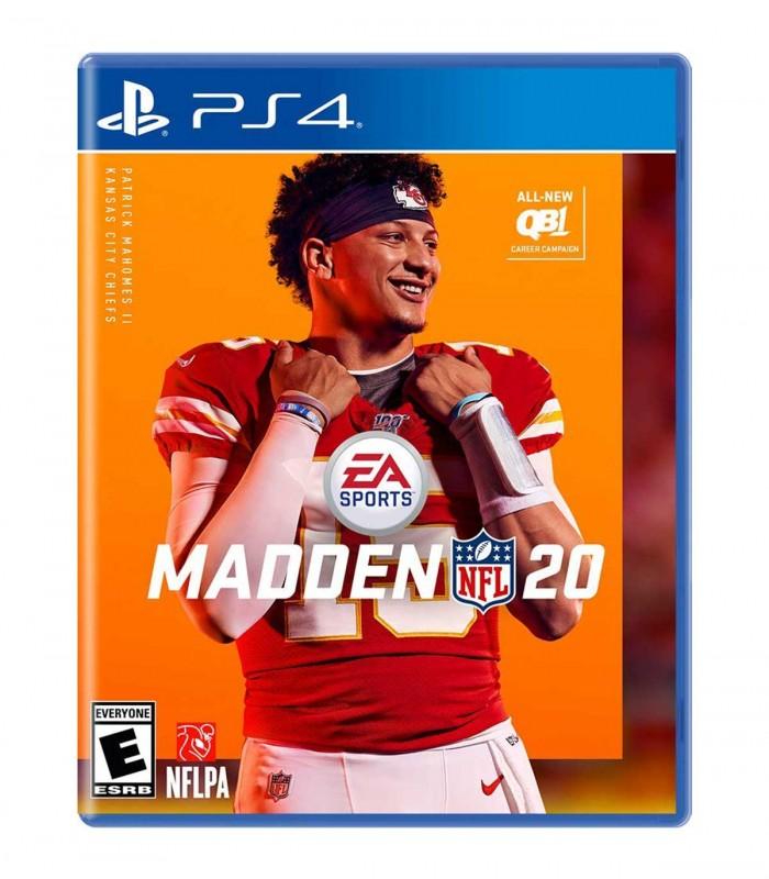بازی Madden NFL 20 - پلی استیشن 4