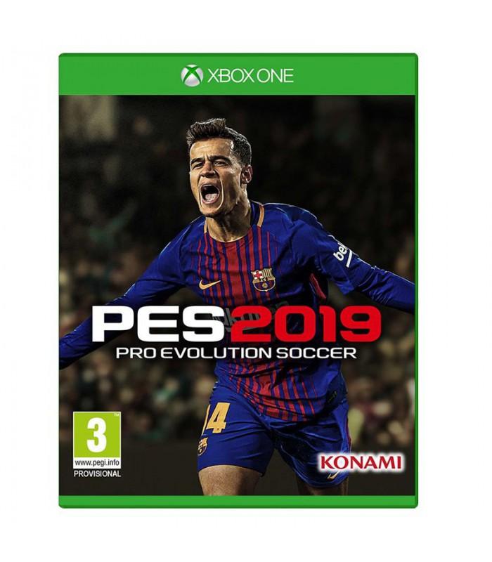 بازی PES 2019 کارکرده - ایکس باکس وان