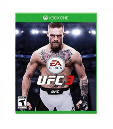 بازی UFC 3 کارکرده - ایکس باکس وان